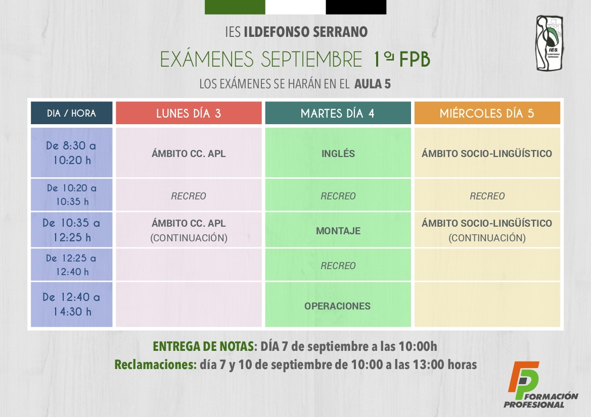 exam sept fpb1